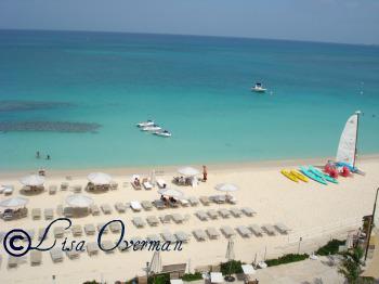 Grand Cayman Marriott Beach Resort, a little piece of paradise.