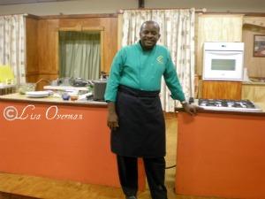 Chef Peter Edey