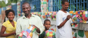 Heart of Haiti; supporting artisans and their families