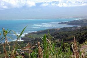 Overlooking Kahakuloa Maui