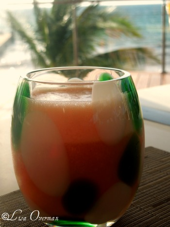 Mexico Delights; Fruit Smoothies