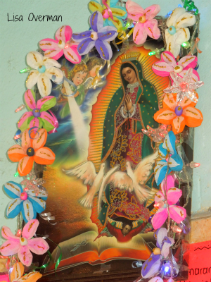 Mother Mary in Mexico