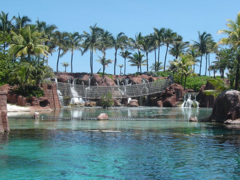 The Perks and Quirks of my resort experience at Atlantis Paradise Island