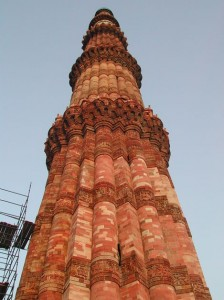 Drew in India, YaE travels