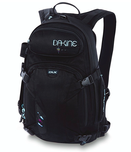 Gear Review: Dakine Womens Heli Pro DLX Backpack | Lady Sherpa