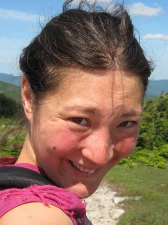Liz Thomas Ultra-lite Long Distance Hiker