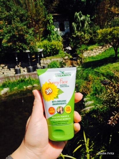 Exceptional Goddess Garden Sunscreen Good Ideas