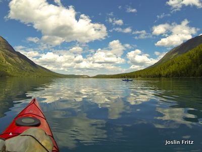 Kayaking British Columbia