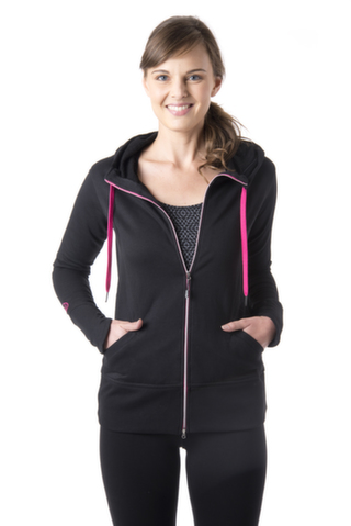 Tasc Performance Review: Full Zip Fleece Hoodie