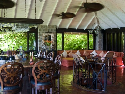 Firefly Mustique Bar