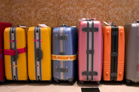 Luggage Creative Commons