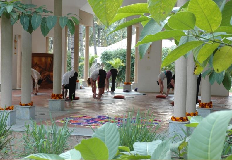 Shreyas Yoga India