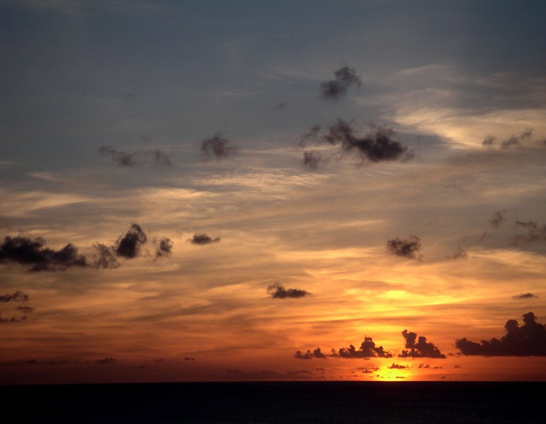 Firefly Mustique Sunset