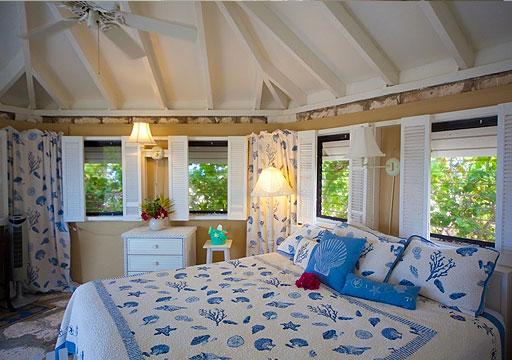 Meridian Club Turks and Caicos Bedroom