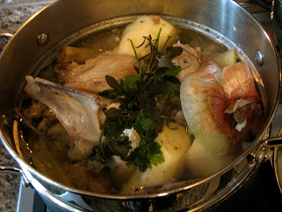Stock up! Four tips and four tricks for making great turkey stock