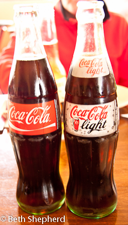 It's the real thing: Mexican Coke in a bottle