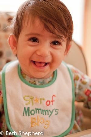 Star of Mommy's Blog
