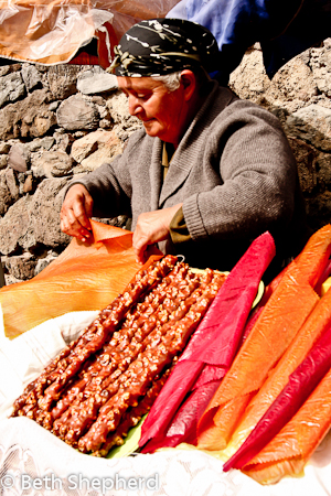 Armenian fruit leather
