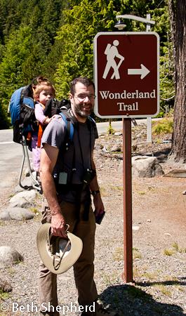 Wonderland Trail, Mt. Rainier