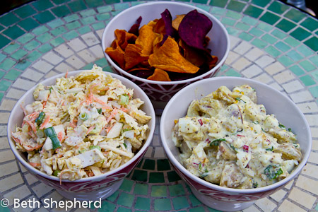 Fennel coleslaw recipe