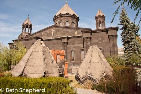 Gyumri old church