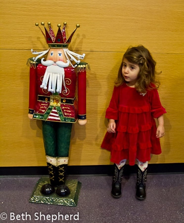 Who's afraid of the big bad…Nutcracker