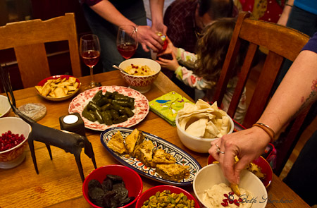 armenian christmas feast - When Is Armenian Christmas
