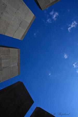 Genocide Memorial in Yerevan Monument