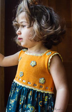 My girl in her Armenian dress