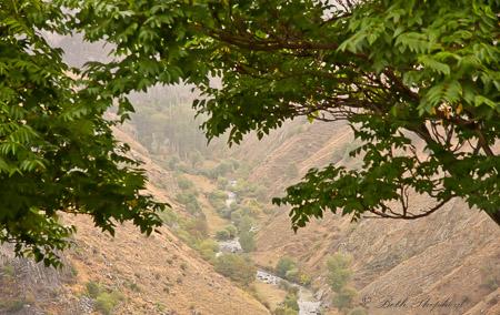 Armenian gorge