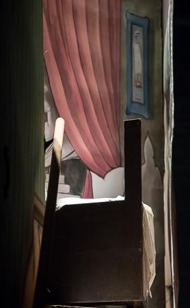 Clara's bed
