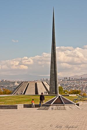Yerevan Genocide Memorial