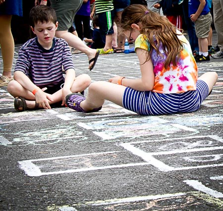 Hop on over: Hopscotch in Seattle's C.D.