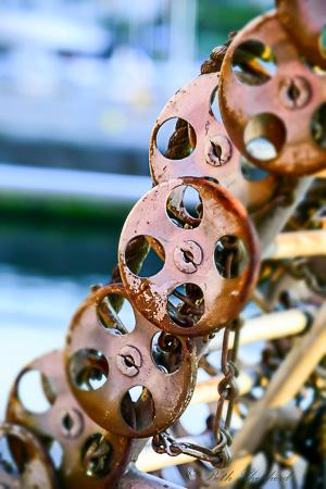 gears at the locks