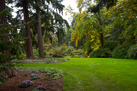 Olmsted garden design