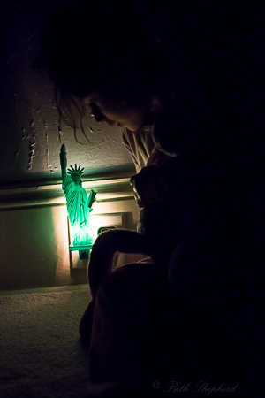Nightlight Statue of Liberty