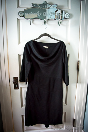 Black Dress by Royal Robbins