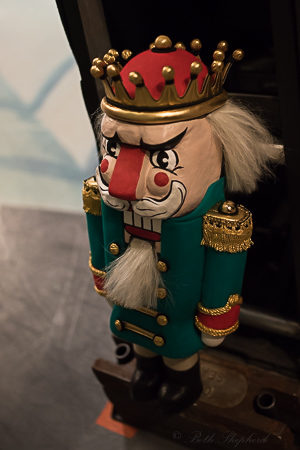 Behind the scenes at the new PNB Nutcracker