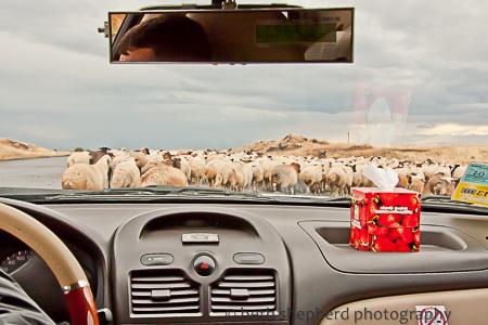 Armenia rear view mirror