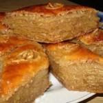 Armenian Paklava