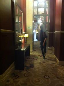 Wannabe Hallway