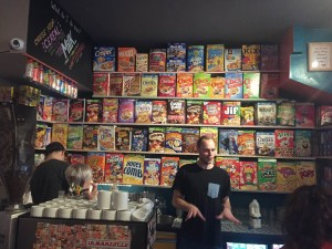 Cereal Cafe London