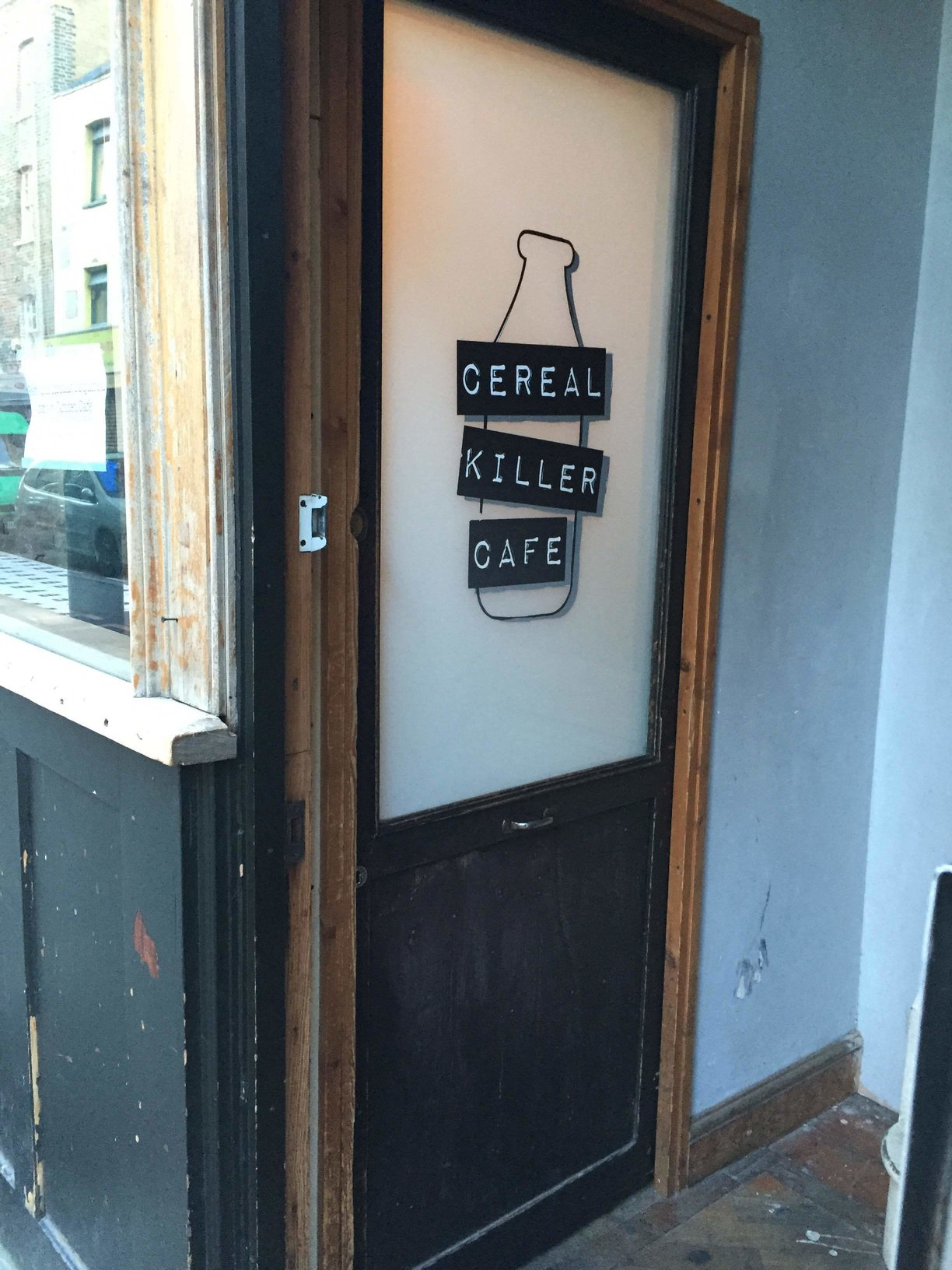 Cereal Cafe In London