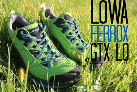 Gear Review Lowa Ferrox Gtx Lo