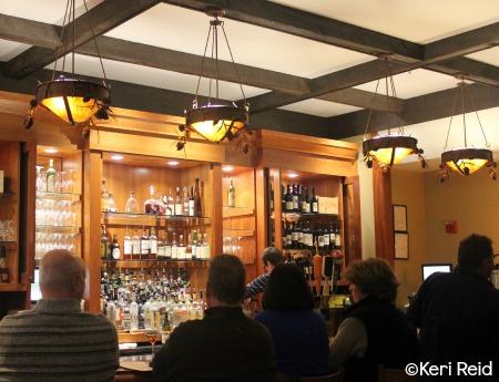 Coleman Brook Bar