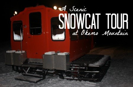 Snowcat Tour Okemo