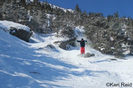 Jay Peak Jump