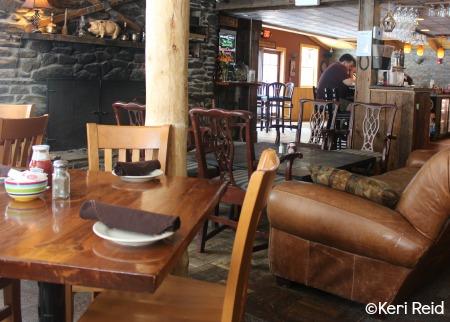 Jay Village Inn Breakfast