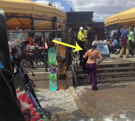 Bikini Skier