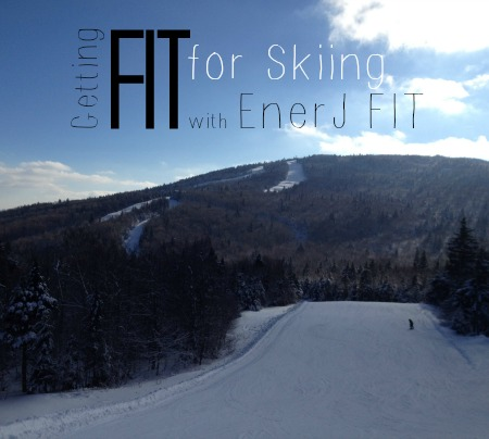 Getting fit for Skiing with EnerJ FIT